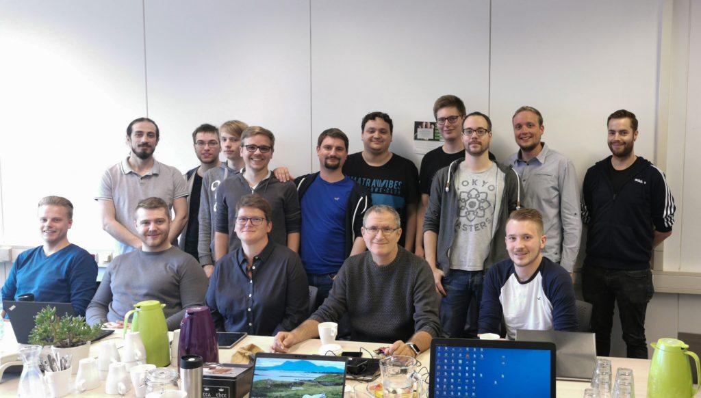 Kick-Off der Projektgruppe ROCIT – Optimierung von Echtzeitprognosen im ÖPNV